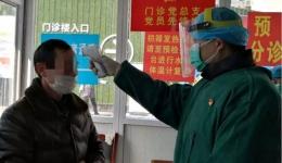 共产党员冲在前,抗击疫情做贡献