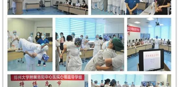 放飞心情 拥抱温暖——澳门金沙:护士减压工作坊首期活动如约而至