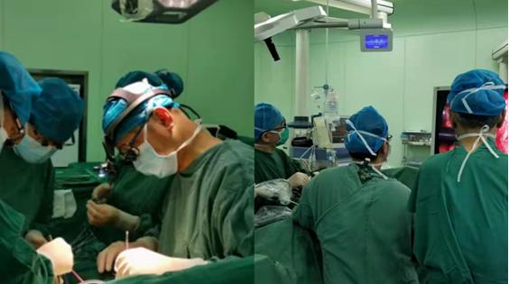 一台手术,解决患者两大难题——我院成功实施心胸联合手术救治病危老人